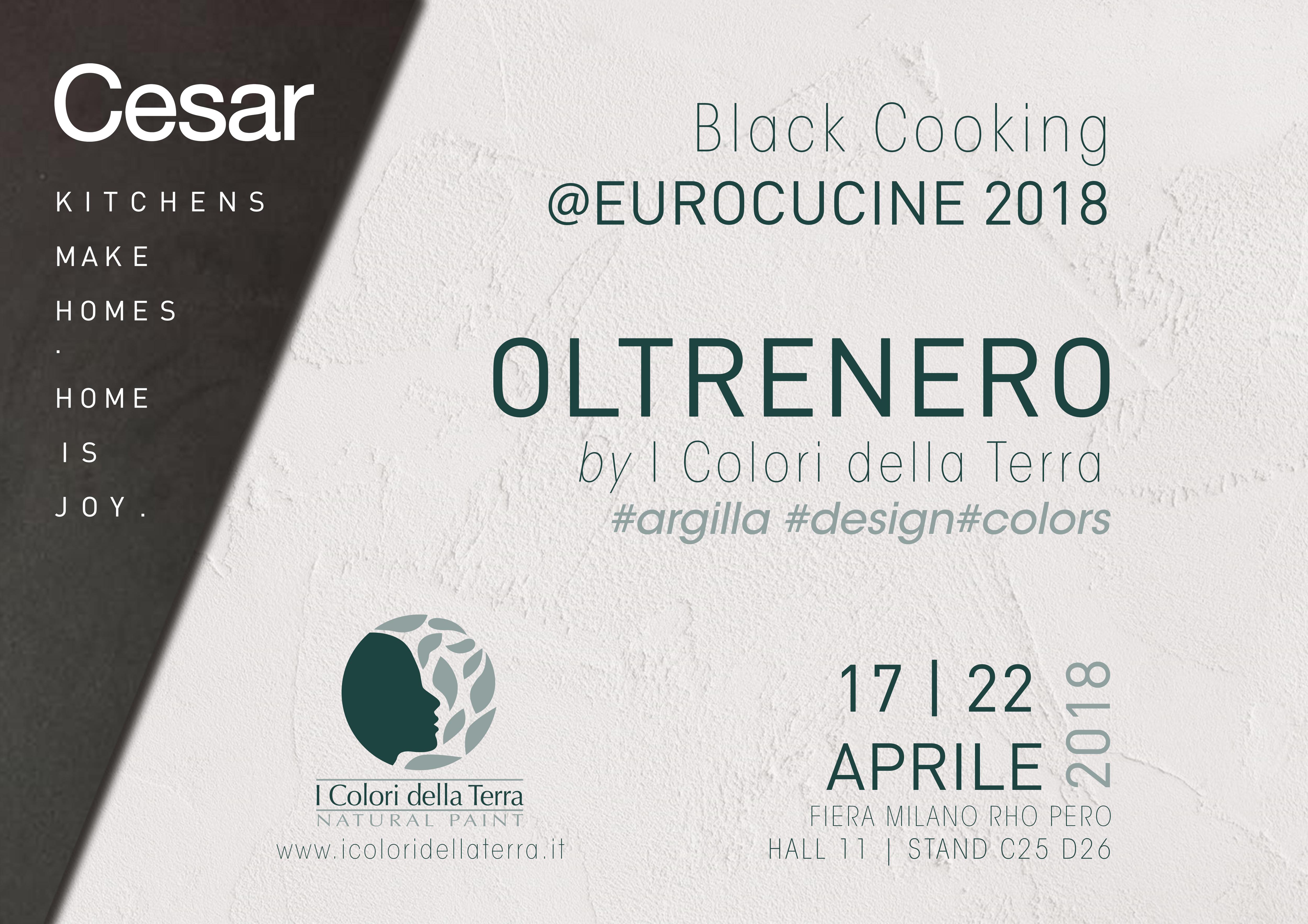 I Colori della Terra @Eurocucine2018